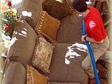 Limpieza de sofás Madrid
